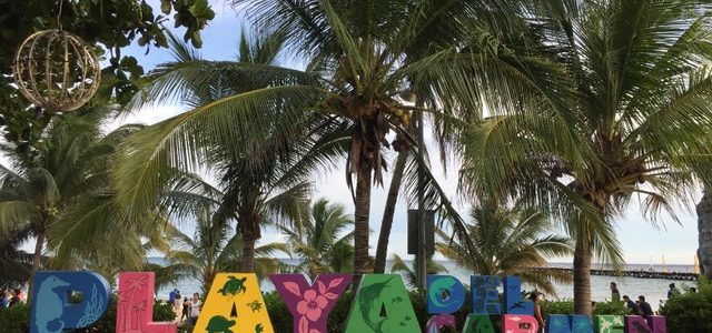 Sortie au Mexique Octobre 2019