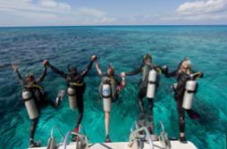 Sortie «1ères bulles» Ascension 2020 – Cavalaire sur Mer