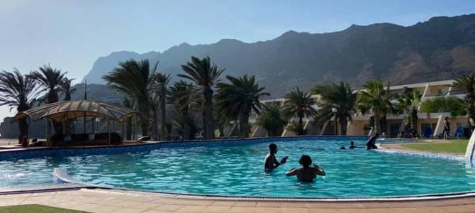 Séjour au Cap Vert … c'est parti!